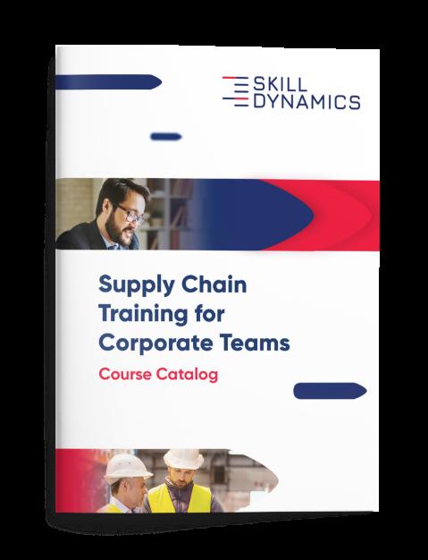 Supply chain planning training