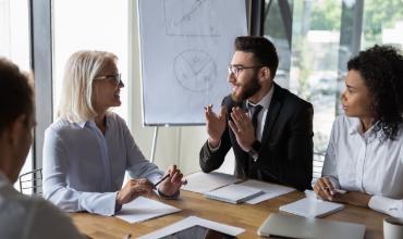 Professional procurement team training